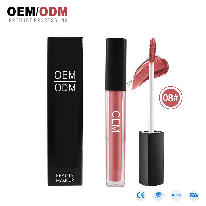 Private Label High Quality Colorpop Matte Lipgloss Liquid Lipstick OEM Lipgloss